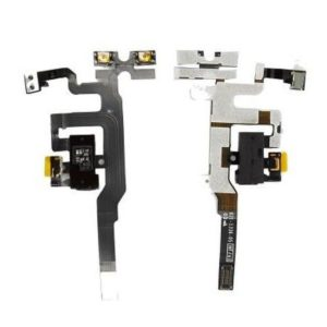Flex cable with HF PLUG - iPhone 4S - WHITE | Service | elabstore.gr