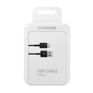 SAMSUNG Καλώδιο USB σε Type-C EP-DG930, 1.5m, μαύρο | Αξεσουάρ κινητών | elabstore.gr