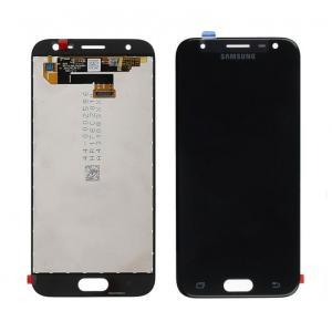 SAMSUNG LCD Touch Screen GH96-10969A για Galaxy J3(2017) J330F, μαύρη | Service | elabstore.gr