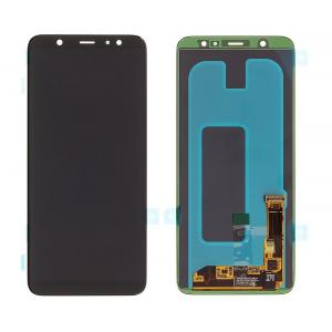 SAMSUNG Original LCD Touch Screen, Galaxy A6 Plus 2018 SM-A605FN, μαύρη | Service | elabstore.gr