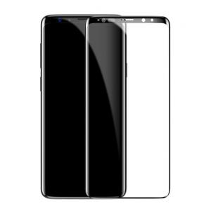 BASEUS tempered glass 3D για Samsung S9 SGSAS9-TM01, 0.3mm | Αξεσουάρ κινητών | elabstore.gr