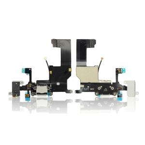Dock connector flex cable για iPhone 5G, White   Service   elabstore.gr