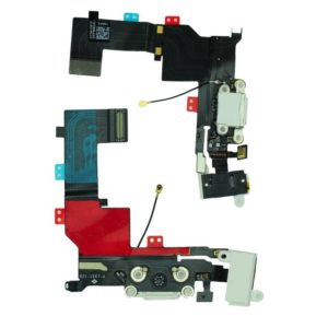 Dock connector flex cable για iPhone 5S, Black | Service | elabstore.gr