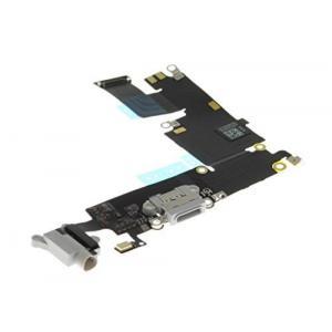 Καλώδιο Flex κοννέκτορα φόρτισης για iPhone 6 plus, Silver | Service | elabstore.gr