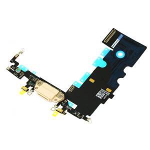 Καλώδιο Flex charging port για iPhone 8, χρυσό   Service   elabstore.gr