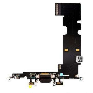Καλώδιο Flex charging port για iPhone 8 Plus, μαύρο | Service | elabstore.gr