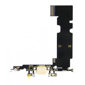 Καλώδιο Flex charging port για iPhone 8 Plus, χρυσό | Service | elabstore.gr