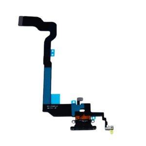 Καλώδιο Flex κοννέκτορα φόρτισης για iPhone X, μαύρο | Service | elabstore.gr