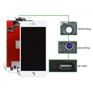 TIANMA High Copy LCD για iPhone 6S, Camera-Sensor ring, ear mesh, White | Service | elabstore.gr