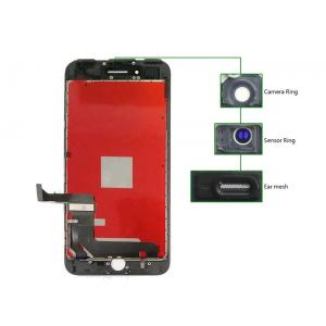 TIANMA High Copy LCD για iPhone 7G, Camera-Sensor ring, ear mesh, Black   Service   elabstore.gr