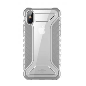 BASEUS θήκη Race Case για iPhone XS WIAPIPH58-MK0G, γκρι | Αξεσουάρ κινητών | elabstore.gr