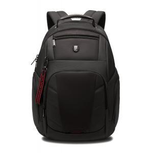 ARCTIC HUNTER τσάντα πλάτης B-00341-BK με θήκη laptop, μαύρη   Οικιακές & Προσωπικές Συσκευές   elabstore.gr