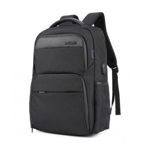 ARCTIC HUNTER τσάντα πλάτης B00113C-BK με θήκη laptop, USB, μαύρη | Οικιακές & Προσωπικές Συσκευές | elabstore.gr