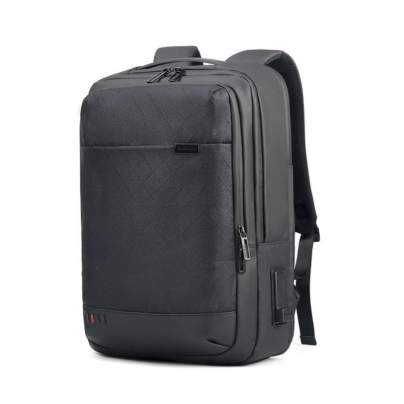 ARCTIC HUNTER τσάντα πλάτης GB00328 με θήκη laptop, USB & 3.5mm, grid | Οικιακές & Προσωπικές Συσκευές | elabstore.gr