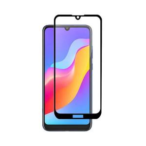 POWERTECH Tempered Glass 5D Full Glue, Huawei Y5/Pro/Prime 2019, μαύρο | Αξεσουάρ κινητών | elabstore.gr