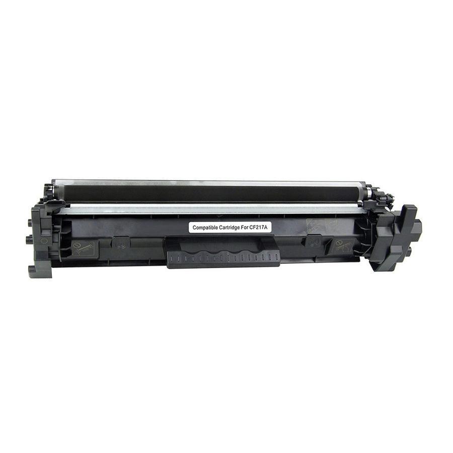 Συμβατό Toner για HP, CF217A, με chip, Black, 1.6K | Toner - Ribbon Μελάνια | elabstore.gr