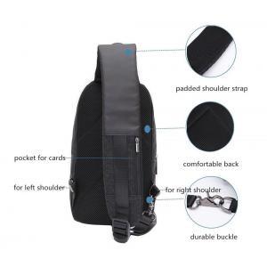 ARCTIC HUNTER τσάντα Crossbody XB0060-BK, αδιάβροχη, μαύρη | Οικιακές & Προσωπικές Συσκευές | elabstore.gr