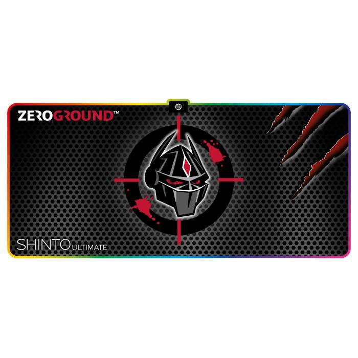 Mousepad Zeroground RGB MP-2000G SHINTO ULTIMATE | MOUSEPADS | elabstore.gr