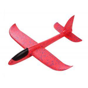 Συναρμολογούμενο αεροπλάνο από φελιζόλ AIR-005, 49x48cm, κόκκινο | Παιχνίδια | elabstore.gr