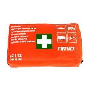 AMIO Σετ πρώτων βοηθειών 13164 για οχήματα, 39 τεμαχίων | Gadgets | elabstore.gr