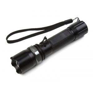 ESPERANZA Φακός Sirius EOT003, Cree Q5 LED, 5W, 250 lumens, μαύρος | Οικιακές & Προσωπικές Συσκευές | elabstore.gr