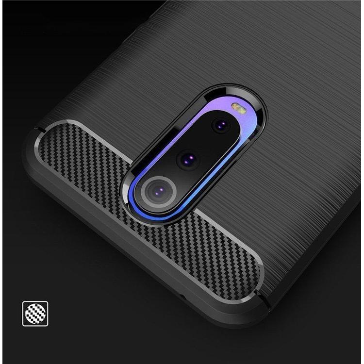 POWERTECH Θήκη Carbon Flex MOB-1330 για Xiaomi Mi 9T Pro/Mi 9T, μαύρη | Αξεσουάρ κινητών | elabstore.gr