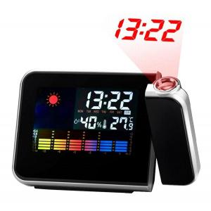 Ψηφιακός μετεωρολογικός σταθμός AK237 με ρολόι, ξυπνητήρι, ημερολόγιο | Οικιακές & Προσωπικές Συσκευές | elabstore.gr