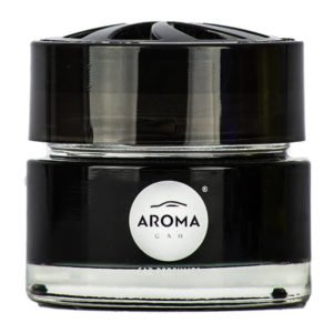 AROMA CAR αρωματικό αυτοκινήτου Gel A63172, Black | Gadgets | elabstore.gr