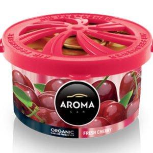 AROMA CAR αρωματικό αυτοκινήτου Organic A92120, 40g, Cherry | Gadgets | elabstore.gr