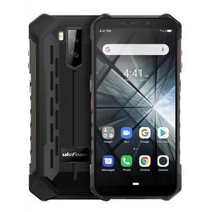 "ULEFONE Smartphone Armor X3, IP68/IP69K, 5.5"", 2/32GB, 5000mAh, μαύρο | Mobile Συσκευές | elabstore.gr"