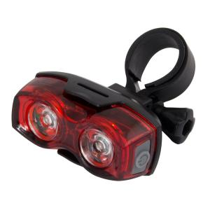 ESPERANZA Οπίσθιος φωτισμός ποδηλάτου Arktur EOT013, 2 LED, μαύρο   Gadgets   elabstore.gr
