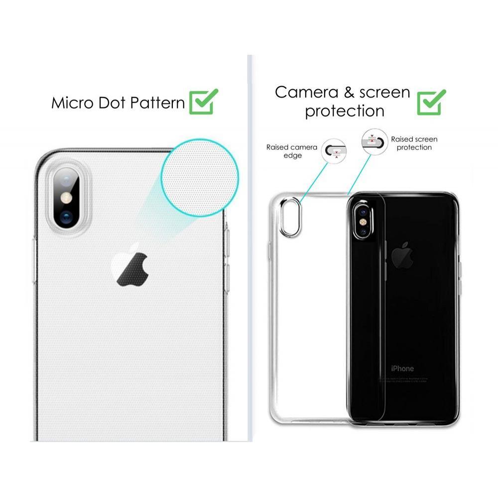 POWERTECH Θήκη Perfect Clear 1mm MOB-1354 για iPhone 11, διάφανη | Αξεσουάρ κινητών | elabstore.gr