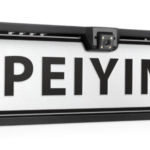 PEIYING σύστημα στάθμευσης PY0105N, βάση πινακίδας, night vision κάμερα | Gadgets | elabstore.gr