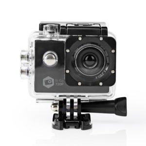 NEDIS ACAM11BK Action Cam HD 720p Waterproof Case | ΕΙΚΟΝΑ / ΗΧΟΣ | elabstore.gr