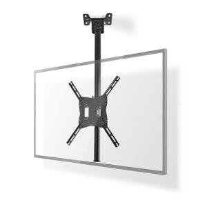 "NEDIS TVCM1330BK Full Motion TV Ceiling Mount 26-42"" Max 20 kg Adjustable Height | ΕΙΚΟΝΑ / ΗΧΟΣ | elabstore.gr"