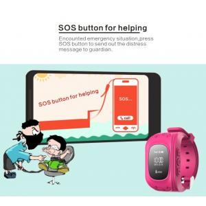 INTIME GPS Παιδικό ρολόι χειρός IT-026, SOS, βηματομετρητής, ροζ | GPS | elabstore.gr