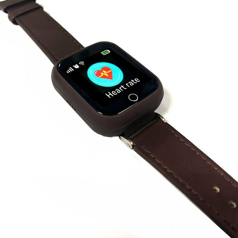 INTIME GPS Ρολόι χειρός IT-030 για ηλικιωμένους, SOS, μετρητής παλμών | GPS | elabstore.gr