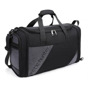 ARCTIC HUNTER Τσάντα ταξιδίου LX00010-BK, υβριδική, μαύρη-γκρι | Οικιακές & Προσωπικές Συσκευές | elabstore.gr