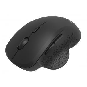 PHILIPS ασύρματο ποντίκι SPK7624, 1600DPI, 6 πλήκτρα, μαύρο | Συνοδευτικά PC | elabstore.gr