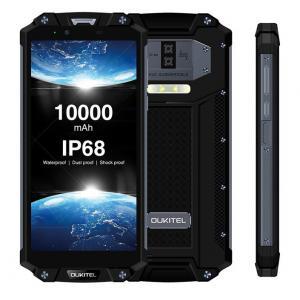 "OUKITEL Smartphone WP2, IP68, 6"", 4/64GB, Octacore, 10000mAh, μαύρο | Mobile Συσκευές | elabstore.gr"