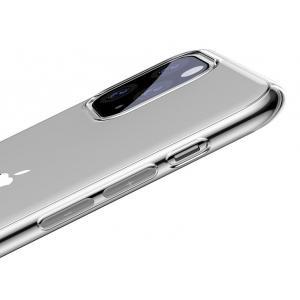 BASEUS θήκη Simplicity για iPhone 11 ARAPIPH61S-02, διάφανη | Αξεσουάρ κινητών | elabstore.gr