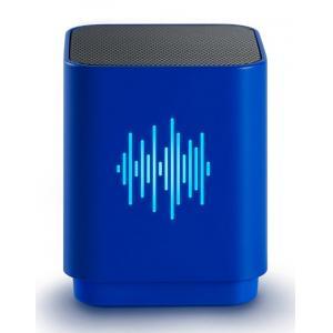 BIGBEN Φορητό ηχείο BT19EQ, bluetooth, 9W, LED, μπλε | Εικόνα & Ήχος | elabstore.gr