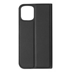 POWERTECH Θήκη Βook Elegant MOB-1478 για iPhone 11 Pro, μαύρη   Αξεσουάρ κινητών   elabstore.gr
