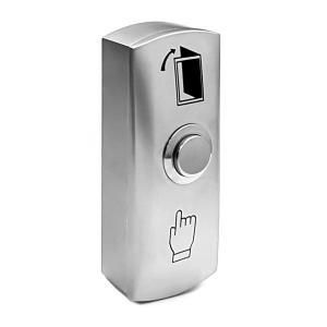 SECUKEY Μπουτόν SCK-CBUTTON5, 3Α, ασημί | Access Control | elabstore.gr