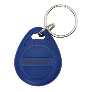 SECUKEY Key tag ελέγχου πρόσβασης SCK-SKEY1, 125KHz ΕΜ, 10τμχ, μπλε | Access Control | elabstore.gr
