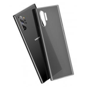 BASEUS θήκη Wing για Samsung Note 10+ WISANOTE10P-01, μαύρη   Αξεσουάρ κινητών   elabstore.gr