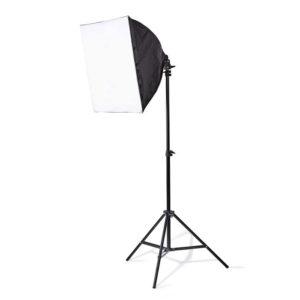 NEDIS SLKT10BK Photo Studio Light Kit 2x 70 W 5500 K 180 cm height Foldable   ΕΙΚΟΝΑ / ΗΧΟΣ   elabstore.gr
