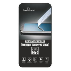 POWERTECH Tempered Glass 4D Full Face για Apple iPhone 6, White | Αξεσουάρ κινητών | elabstore.gr