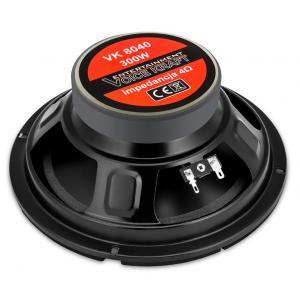 VOICE KRAFT CLASSIC series woofer VK 8040-4, 4 Ohm, 120W RMS | Εικόνα & Ήχος | elabstore.gr