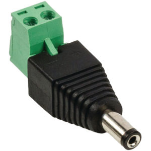 SAS-PCM 10 PLUG WITH TERMINAL CONNECTOR MALE | SECURITY | elabstore.gr